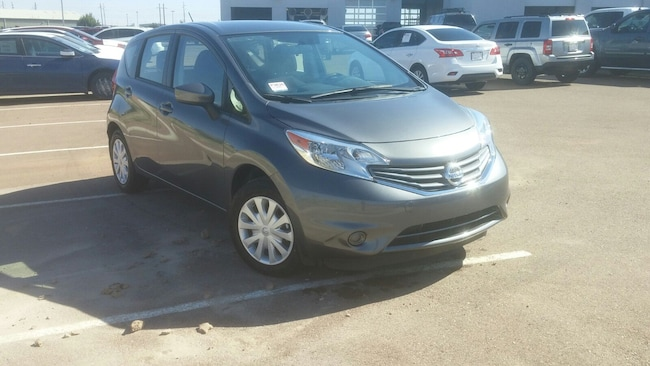 Used 2016 Nissan Versa Note S Plus Hatchback for Sale in Holbrook AZ