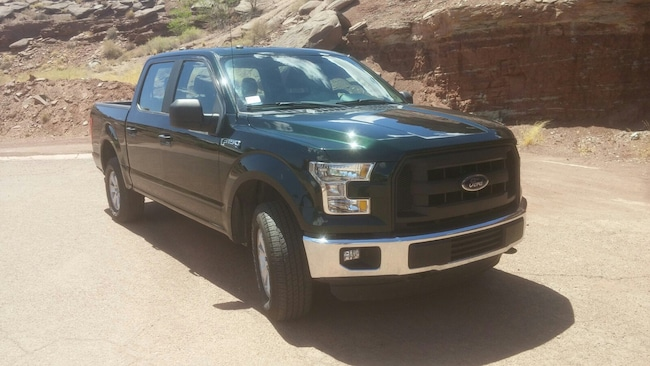 Used 2016 Ford F-150 Truck SuperCrew Cab for Sale in Holbrook AZ