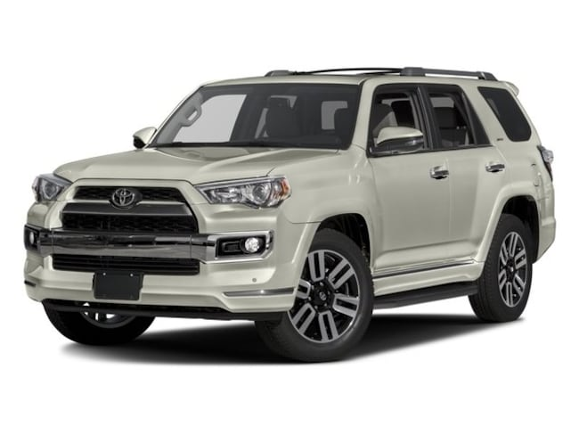 Used 2016 Toyota 4Runner Limited SUV for Sale in Holbrook AZ