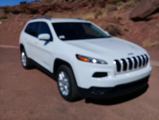 New 2018 Jeep Cherokee LATITUDE PLUS FWD Sport Utility for Sale in Holbrook AZ