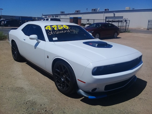 Challenger Shaker For Sale >> New 2017 Dodge Challenger 392 Hemi Scat Pack Shaker For Sale Holbrook Az D22824