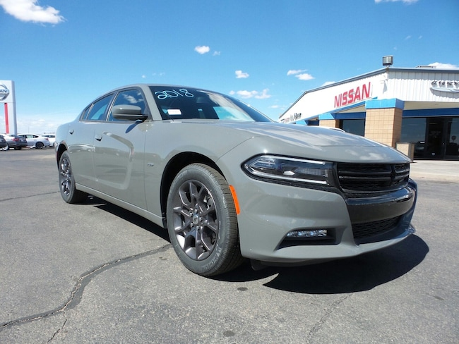 2018 Dodge Charger >> New 2018 Dodge Charger Gt Awd For Sale Holbrook Az D23199