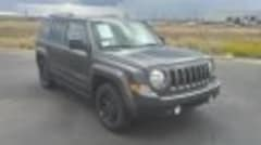 New 2016 Jeep Patriot SPORT FWD Sport Utility for Sale in Holbrook, AZ