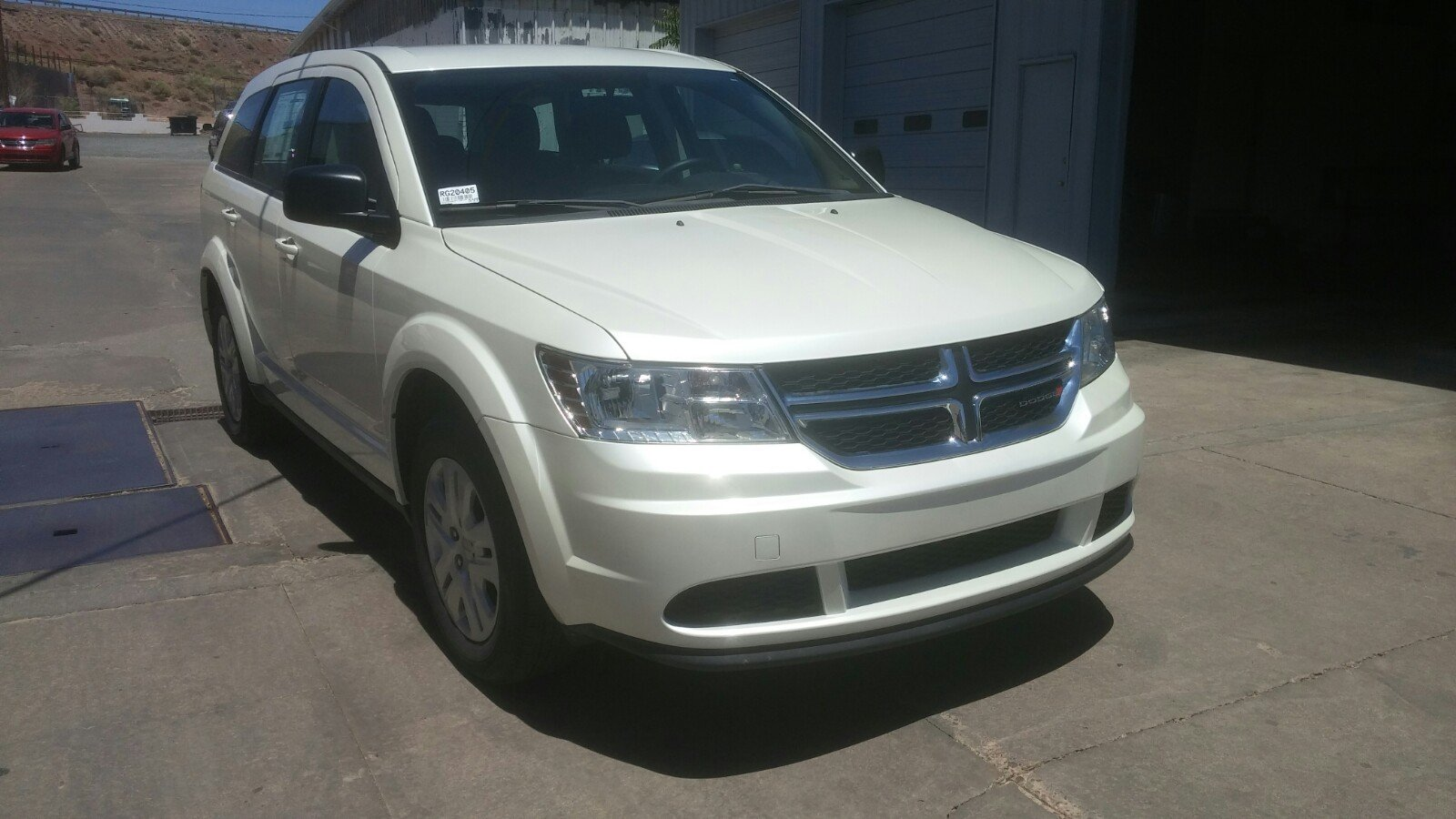 2015 Dodge Journey AMERICAN VALUE PACKAGE Sport Utility