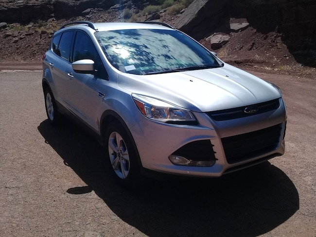 Used 2015 Ford Escape SE SUV for Sale in Holbrook AZ