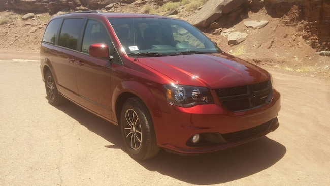 New 2018 Dodge Grand Caravan SE PLUS Passenger Van for Sale in Holbrook AZ