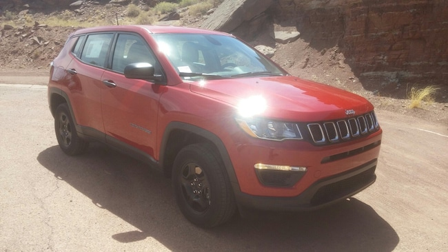 New 2018 Jeep Compass SPORT 4X4 Sport Utility for Sale in Holbrook AZ