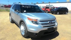 Used 2015 Ford Explorer XLT SUV for Sale in Holbrook AZ