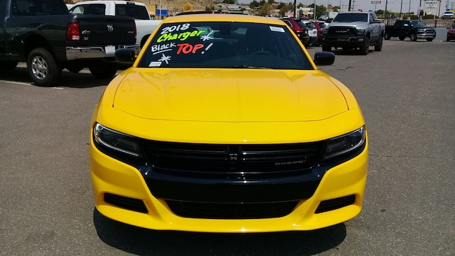 New 2018 Dodge Charger SXT RWD Sedan for Sale in Gallup, NM