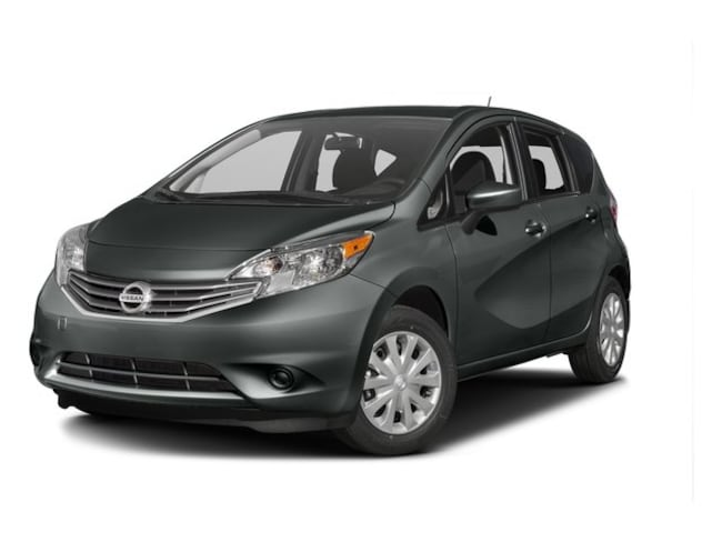 Used 2016 Nissan Versa Note SV Hatchback for Sale in Gallup NM