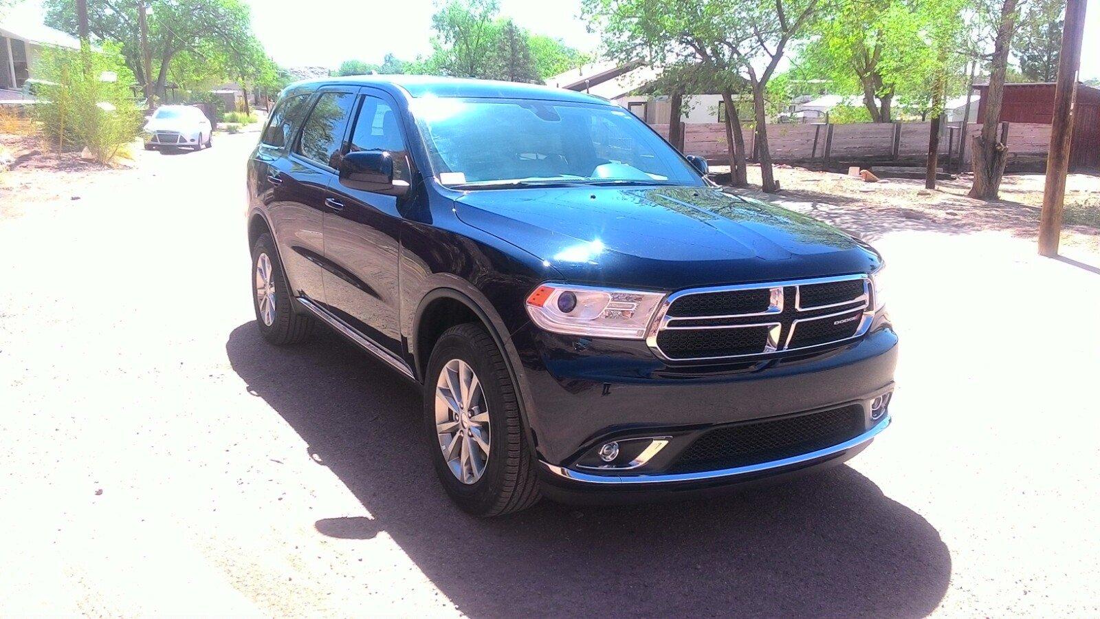 2017 Dodge Durango SXT AWD Sport Utility