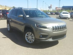 New 2019 Jeep Cherokee LATITUDE 4X4 Sport Utility for Sale in Gallup, NM