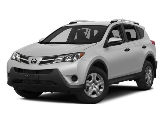 Used 2015 Toyota RAV4 Limited SUV for Sale in Gallup NM