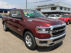 New 2019 Ram 1500 BIG HORN / LONE STAR CREW CAB 4X4 6'4 BOX Crew Cab for sale in Gallup NM