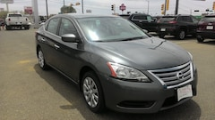 Used 2015 Nissan Sentra S Sedan for Sale in Gallup, NM