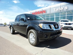 Used 2017 Nissan Frontier SV Truck Crew Cab for Sale in Gallup, NM