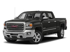 Used 2016 GMC Sierra 2500HD SLT Truck Crew Cab for Sale in Gallup, NM
