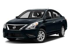 Used 2017 Nissan Versa 1.6 SV Sedan for Sale in Gallup, NM