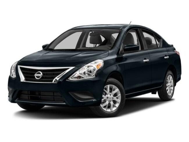 Used 2017 Nissan Versa 1.6 SV Sedan for Sale in Gallup NM