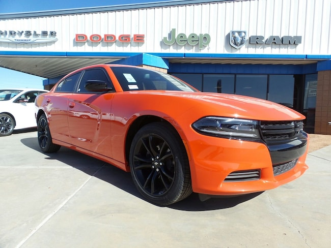 New 2017 Dodge Charger SE RWD Sedan for Sale in Winslow AZ