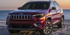 New 2019 Jeep Cherokee LATITUDE FWD Sport Utility for Sale in Winslow