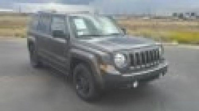 New 2016 Jeep Patriot SPORT 4X4 Sport Utility for Sale in Winslow AZ