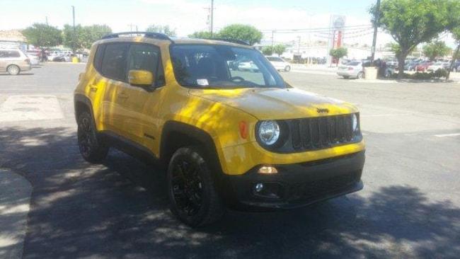 New 2018 Jeep Renegade ALTITUDE 4X4 Sport Utility for Sale in Winslow AZ
