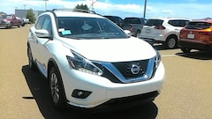 New 2018 Nissan Murano SV SUV for Sale in Show Low AZ