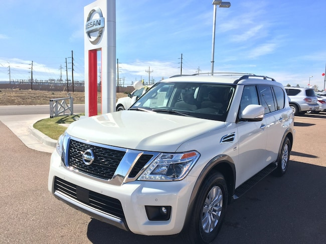 New 2019 Nissan Armada For Sale At Tate S Nissan Vin