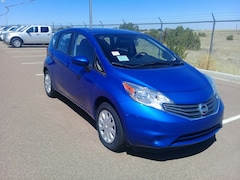 Certified Pre-Owned 2016 Nissan Versa Note S Plus Hatchback for sale in Show Low AZ
