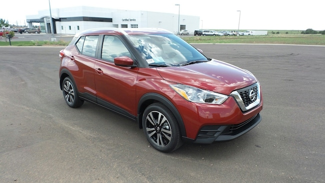 New 2018 Nissan Kicks SV SUV for Sale in Show Low AZ