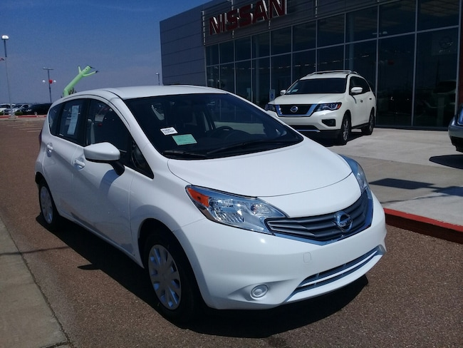 Used 2016 Nissan Versa Note S Plus Hatchback for Sale in Show Low AZ
