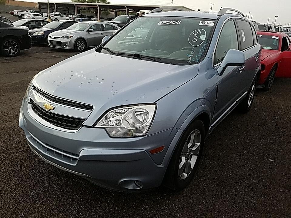 Used 2013 Chevrolet Captiva Sport For Sale at Tate's Nissan