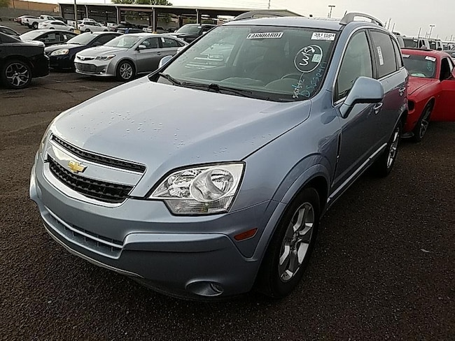 Used 2013 Chevrolet Captiva Sport LTZ SUV for Sale in Show Low AZ