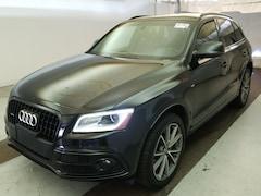 2016 Audi Q5 3.0T Premium Plus SUV