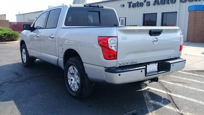 New 2018 Nissan Titan For Sale at Tate's Nissan   VIN: 1N6AA1E5XJN540419