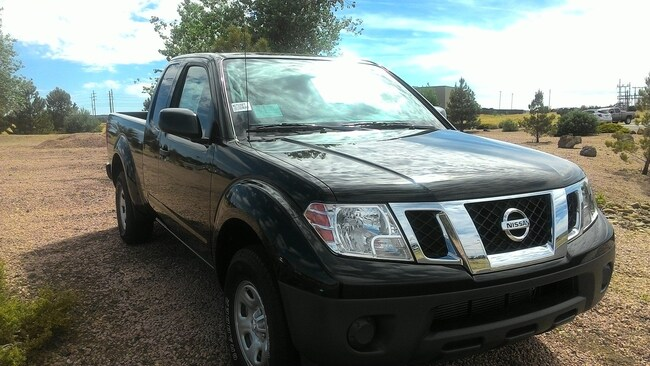 Used 2017 Nissan Frontier S Truck King Cab for Sale in Show Low AZ