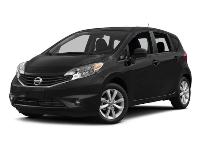 Used 2015 Nissan Versa Note S Plus Hatchback for Sale in Show Low AZ