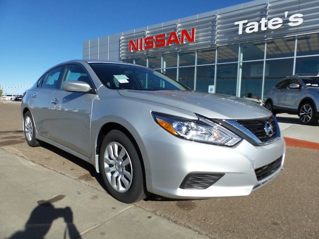 Used 2017 Nissan Altima 2.5 S Sedan for Sale in Show Low AZ