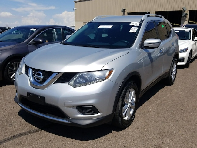 2016 Nissan Rogue For Sale >> Used 2016 Nissan Rogue For Sale At Tate S Nissan Vin