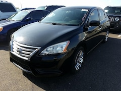 Bargain used 2013 Nissan Sentra S Sedan for sale in Show Low AZ