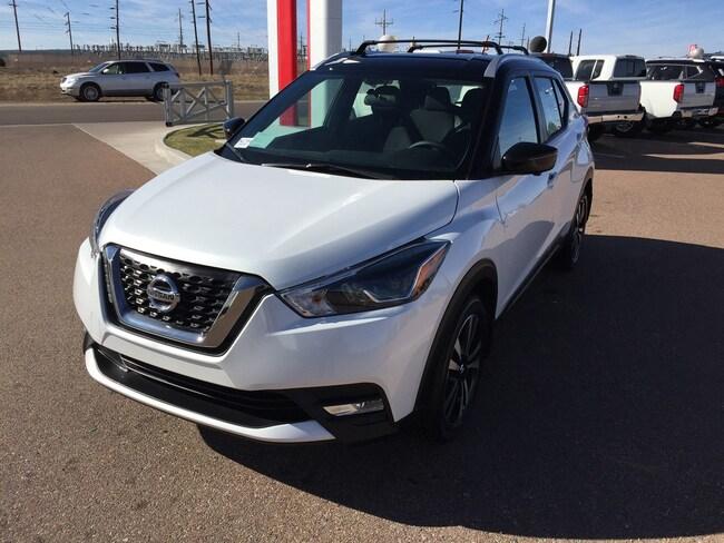 New 2018 Nissan Kicks SR SUV for Sale in Show Low AZ