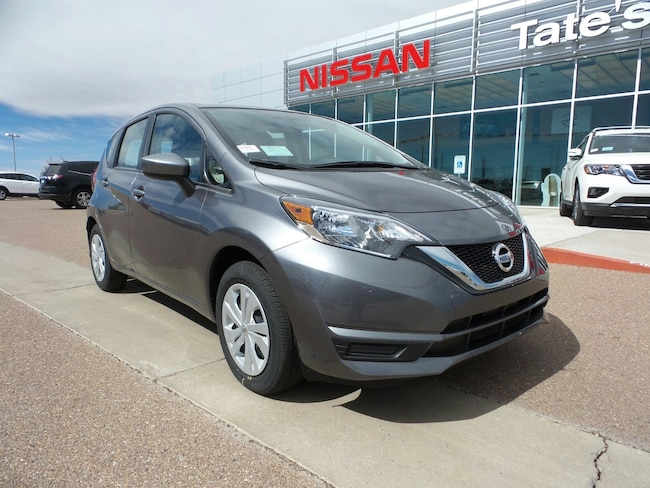 Used 2017 Nissan Versa Note S Plus Hatchback for Sale in Show Low AZ