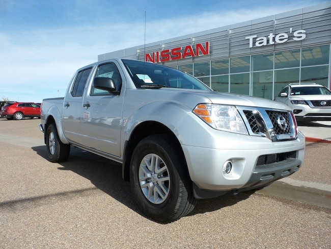 Used 2017 Nissan Frontier SV Truck Crew Cab for Sale in Show Low AZ