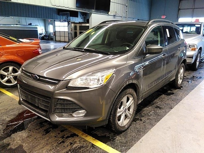 Show Low Ford >> Used 2014 Ford Escape For Sale At Tate S Nissan Vin