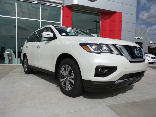 new 2018 nissan pathfinder for sale at tate's nissan | vin