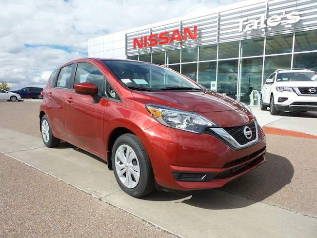 Used 2017 Nissan Versa Note SV Hatchback for Sale in Show Low AZ