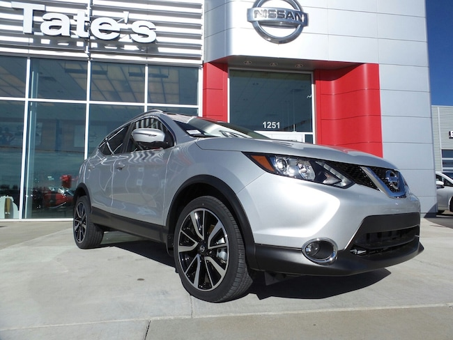 new 2017 nissan rogue sport for sale at tate's nissan | vin
