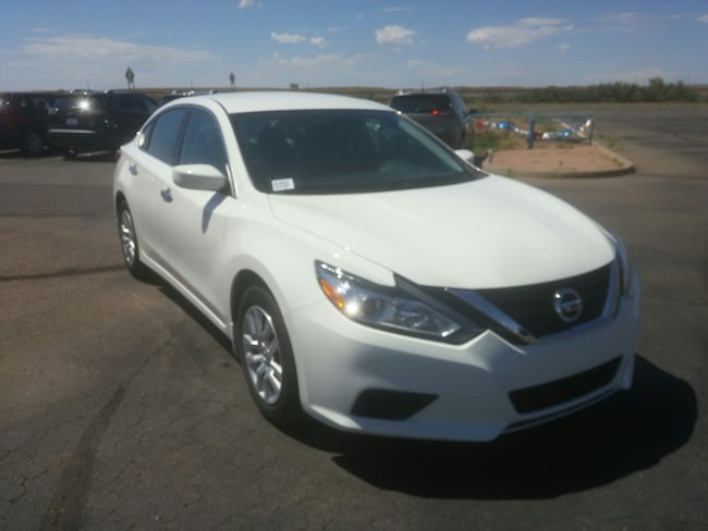 New 2017 Nissan Altima 2.5 S Sedan for Sale in Winslow AZ