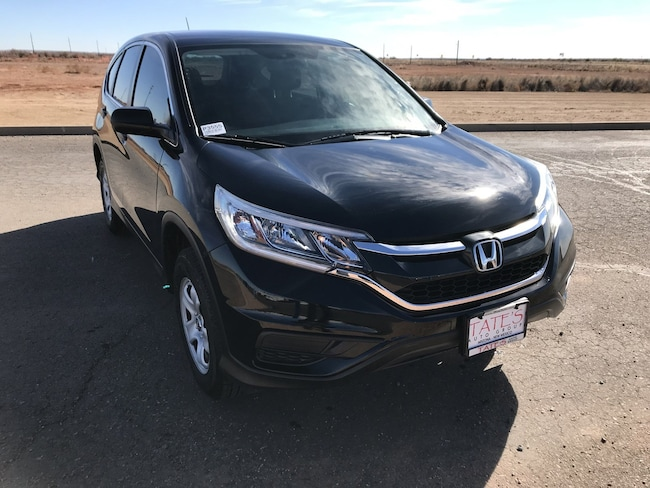 Used 2016 Honda CR-V LX  FWD SUV for Sale in Winslow AZ
